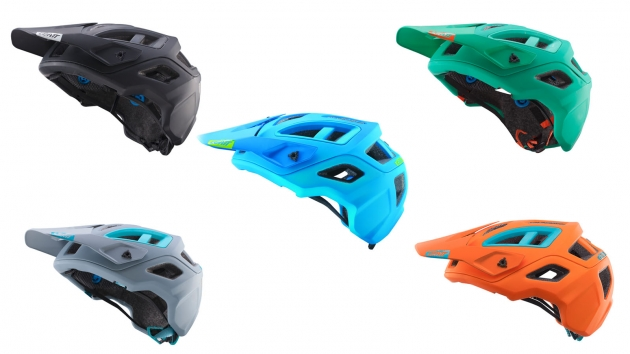 leatt casco mountain bike