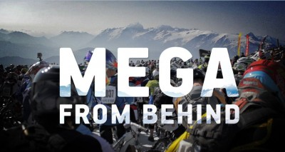 Mega From Behind - Alpe d´Huez