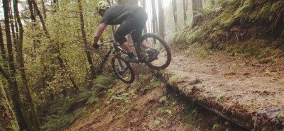 Hardtail Downhill