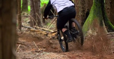 Curtis Robinson: Specialized Stumpy FSR 6fattie