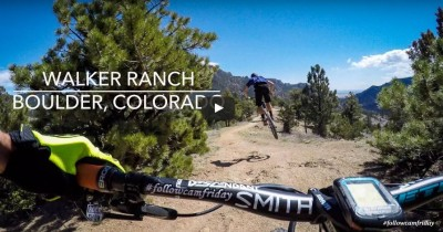 Nate Hills - Mountain Biking Walker Ranch