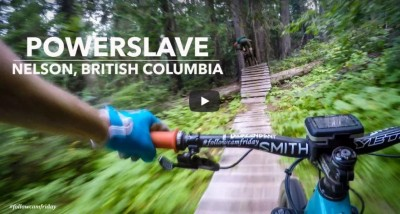 Nate Hills - Powerslave | Nelson BC MTB