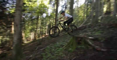Léo Remonnay - Drifting is not a crime - MTB
