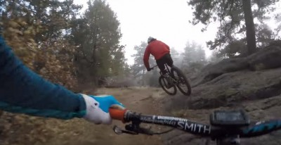 Nate Hills - Mount Falcon  MTB