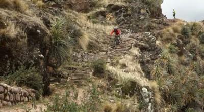 Enduro MTB en Perú: Huchuy Qosqo