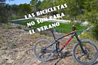 Las bicicletas no son para el verano - Consejos para montar en MTB con calor