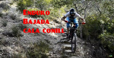 Ruta MTB : Bajada a Cala Conill - Ruedasgordas Enduro