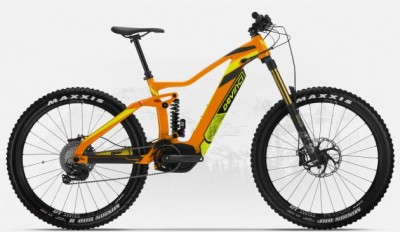 High Voltage - Kenny Smith E-Bike