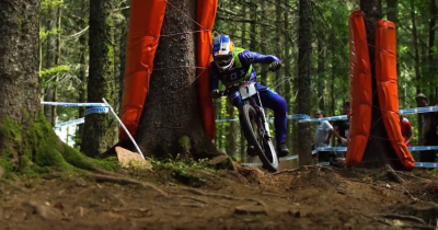 World Cup DH UCI - La Bresse