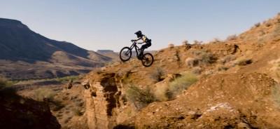 ¿Se puede hacer el Rampage con una E-Bike?