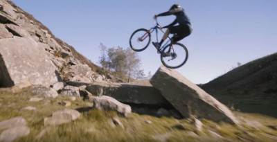 Chris Akrigg: Estilo con una bici de 29 y de XC