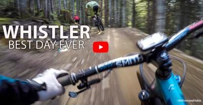 Nate Hills - Nuevo sendero en Whistler - Line Of Control