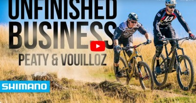 Nico Vouilloz vs Steve Peat – Unfinished Business