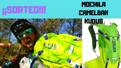¡¡¡Sorteo Mochila Camelbak KUDU 8!!! Participa Enduro MTB