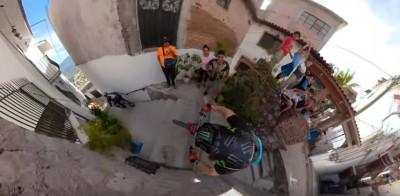 Sam Pilgrim - Urban Downhill Taxco México