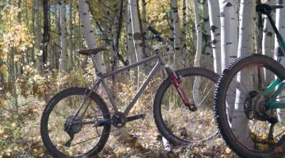 Jeff Kendall Vs Mountain bikes años 90