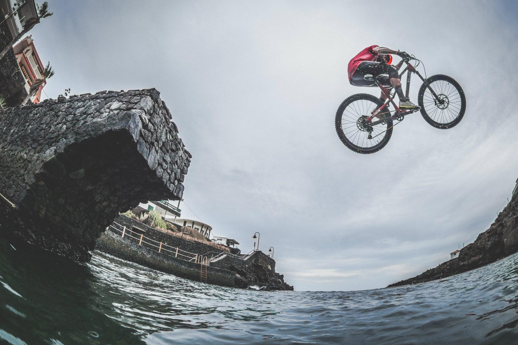 isla el hierro mountain bike