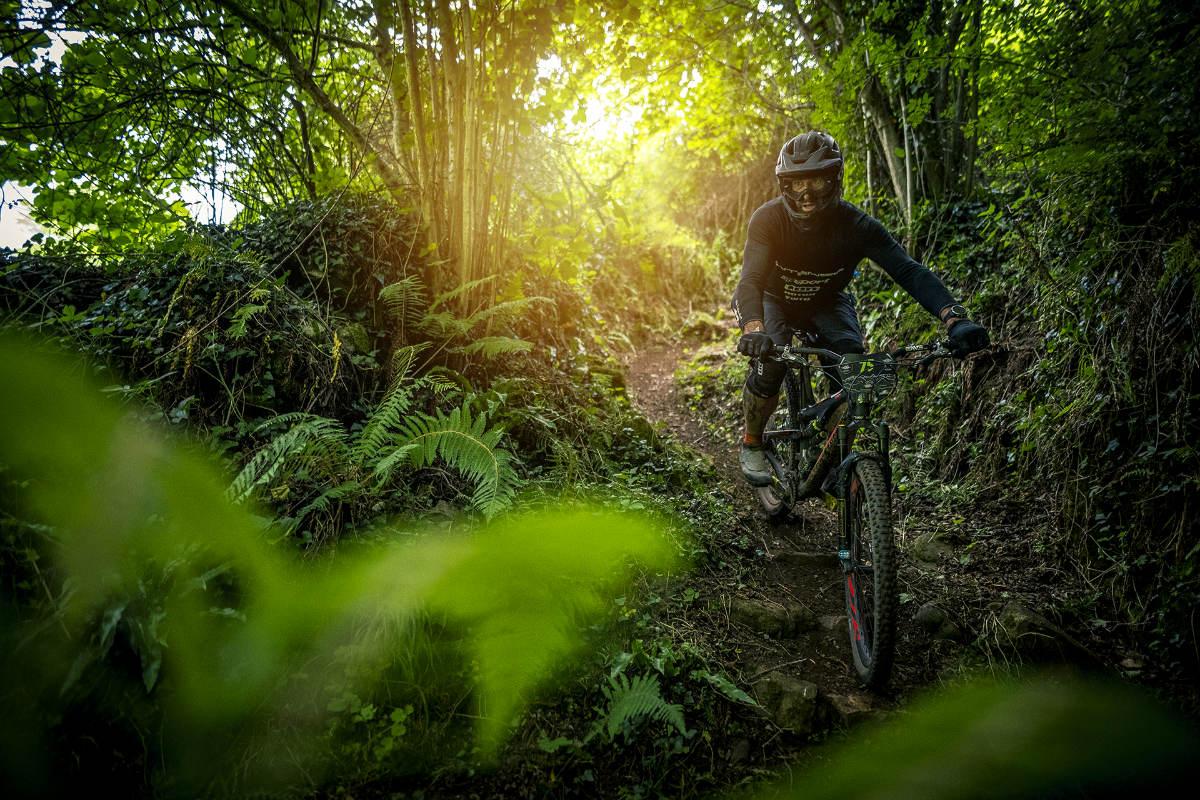 Gravity Zone, BTT Tineo, cicloturistas y aficionados a las dos ruedas…