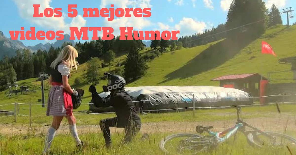 video mtb downhill