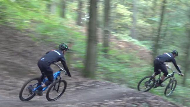 bce4b8f83a ... en esta época las velocidades medias suelen bajar porque las sendas  están blandas, tendrás que pedalear e impulsar tu bici para mantener  velocidad ...